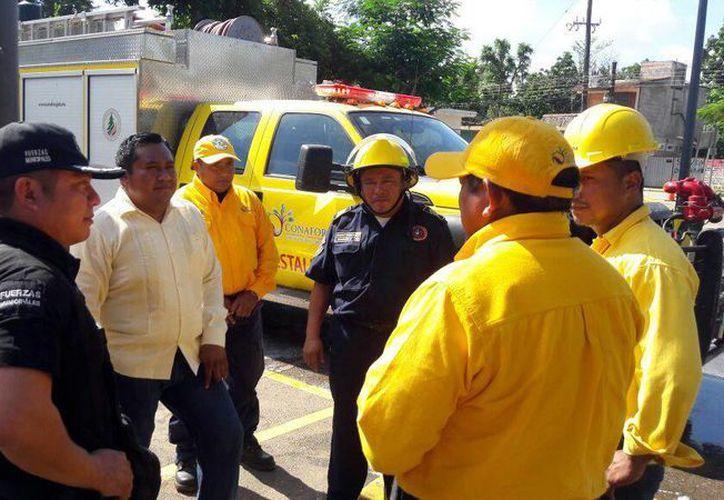 Hace 30 años se creó el Programa Nacional de Protección Civil en 1986. En Yucatán los avances en la materia han sido significativos. (Foto cortesía del Gobierno estatal)