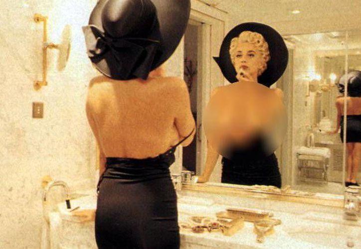 Martha Sánchez asegura que accedió a posar con poca ropa debido a la jugosa cantidad que la revista Interviú le pagó. (infobae.com)