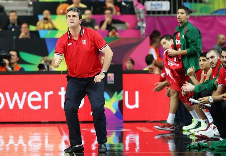 Sergio Valdeolmillos lamentó que ningún federativo se hiciera presente durante el torneo. (Foto: Jam Media)