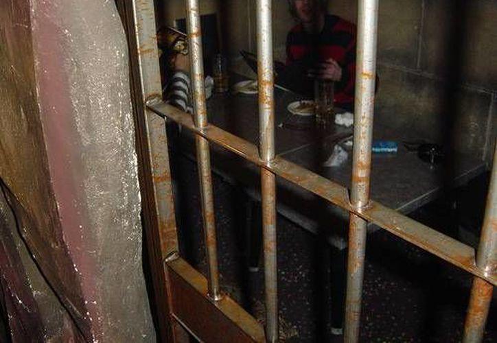 """La fuga ocurrió en la prisión de """"Vicente Piragibe"""".  (www.wordpress.com/Foto de contexto)"""