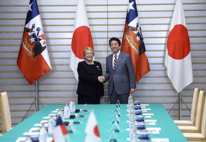 Japón es el cuarto socio comercial de Chile, tras China, Estados Unidos y Brasil. (Notimex)