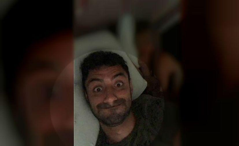 Se ha difundido la que pudo haber sido la última conversación de WhatsApp que realizó el exfutbolista Daniel Correa Freitas, antes de morir asesinado.  (Milenio)