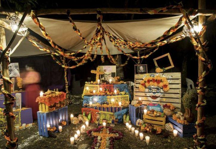 Las tradiciones y rituales yucatecos se presentarán en la décimo segunda edición de Vida y Muerte. (Foto: Xcaret/Twitter)