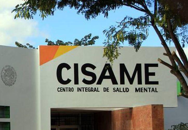Centros Integrales de Salud Mental. (José Acosta/SIPSE)