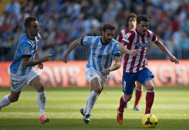 El Atlético aventaja por tres puntos al Barcelona en la cima de La Liga. (Foto: Agencias)