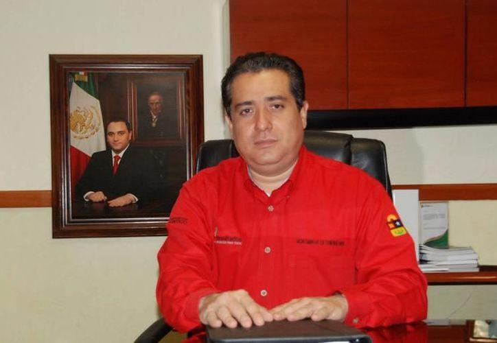 Gonzalo Abelardo Herrera Castilla, es ex titular de la Secretaría de la Gestión Pública. (Joel Zamora/ SIPSE)