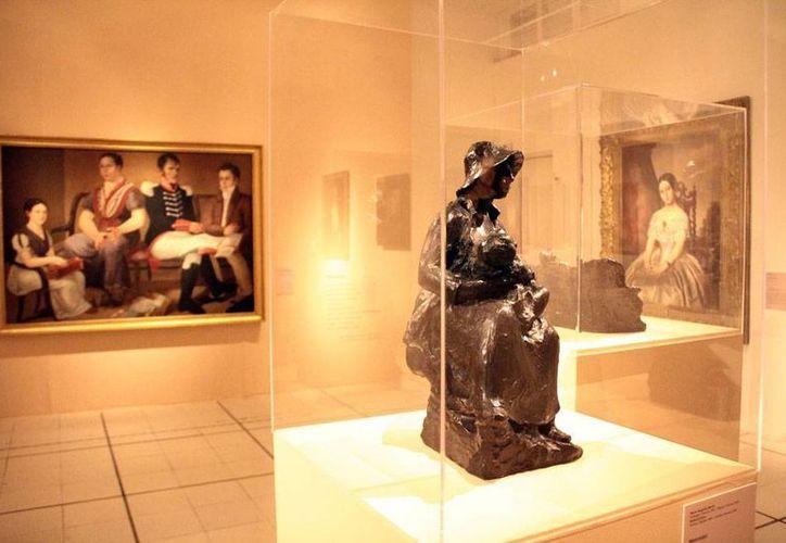 Museos de Mérida recibieron  buena cantidad de visitantes; algunos de ellos registraron hasta 400  turistas cada día. (Milenio Novedades)