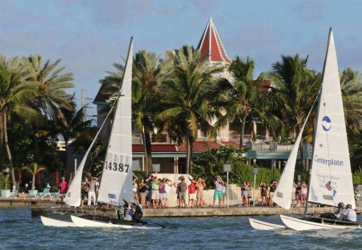La regata Havana Challenge regresa a Cuba para que embarcaciones de recreo de Estados Unidos participen en un evento náutico en la isla. (elimpulso.com)