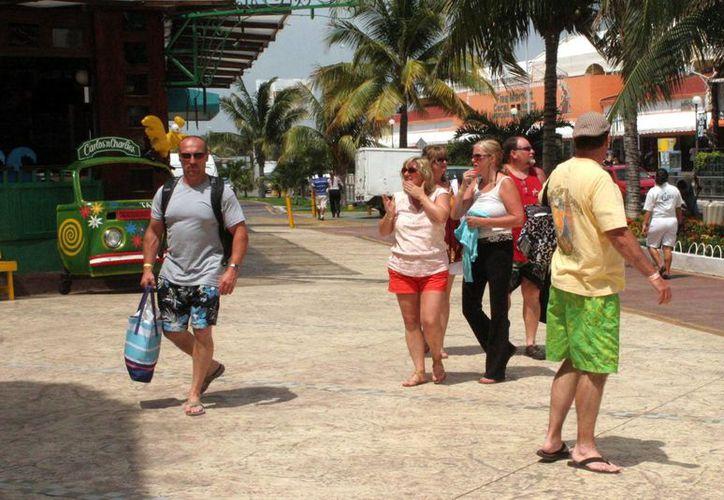 El proyecto contempla cuatro zonas, donde ofrecerán atención médica a turistas. (Tomás Álvarez/SIPSE)