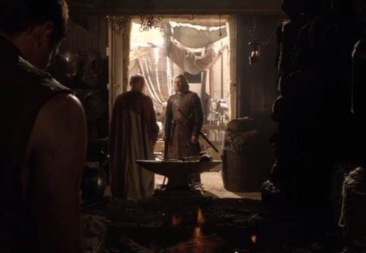 El personaje revelado en el cuarto episodio podría ser el heredero. (Internet)