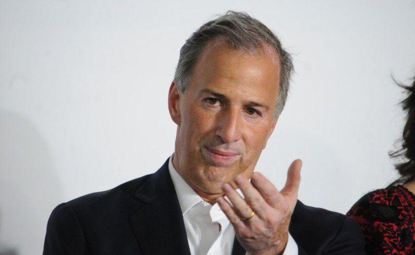José Antonio Meade será parte del consejo de administración del banco HSBC. (Twitter)