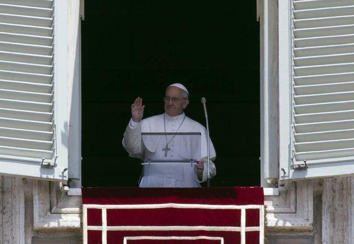 El Papa dijo que ora por los cautivos. (Agencias)