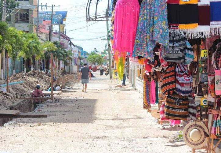 Las afectaciones por los trabajos de remodelación se traducirán en un futuro en mejores ingresos . (Gustavo Villegas/SIPSE)