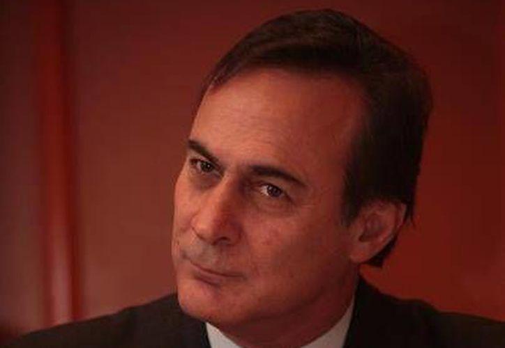 Juan Pablo Castañón: existe voluntad de la autoridad para aplicar el Derecho. (Facebook)