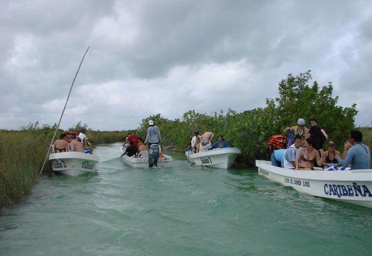 El Programa de Manejo para Sian Ka'an tiene el fin de conservar los recursos naturales del área protegida. (Manuel Salazar/SIPSE)