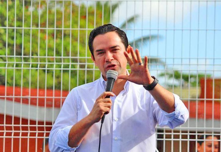 """José Luis Toledo Medina """"Chanito"""", busca registrarse como candidato a la presidencia por Benito Juárez con la coalición Por Quintana Roo al Frente. (Redacción)"""