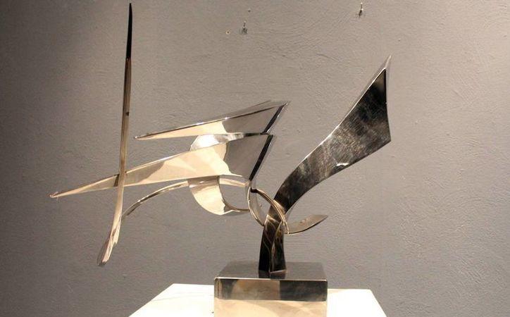 La exposición colectiva Patrimonio Visual de Yucatán reúne exposición pintura, escultura, fotografía y gráfica. (Milenio Novedades)