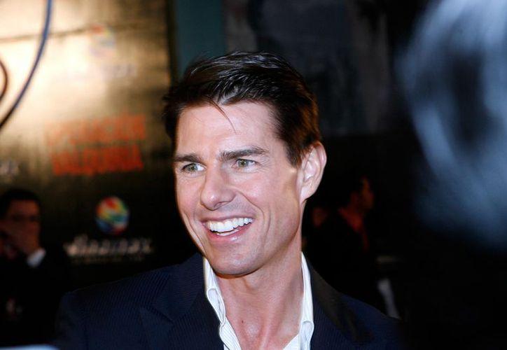Aseguran que la cinta que protagoniza Tom Cruise no promueve la violencia. (Agencia Reforma)
