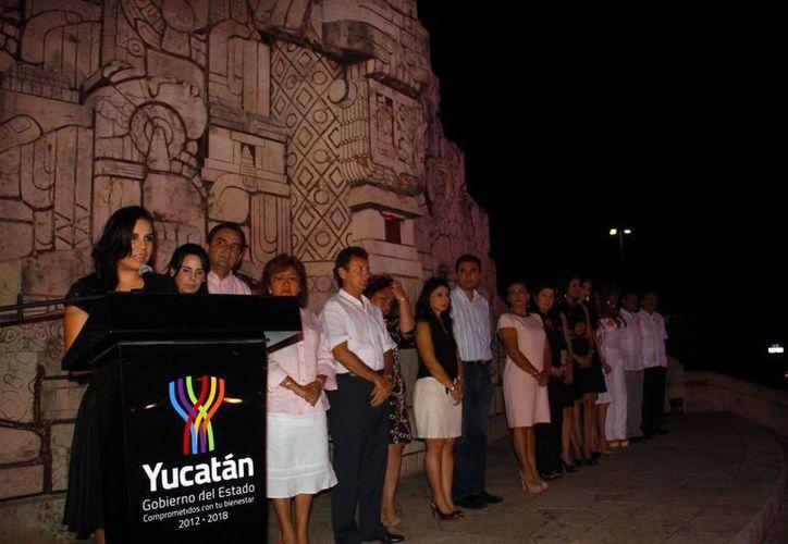 "Alejandra Gutiérrez Blanco, presidenta de la fundación ""Tócate"". (Juan Albornoz/SIPSE)"
