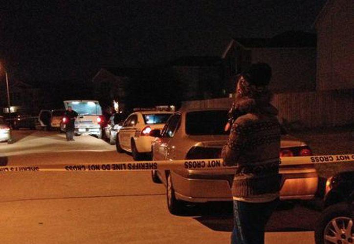 Las autoridades están tras la pista de dos sospechosos. (Agencias)