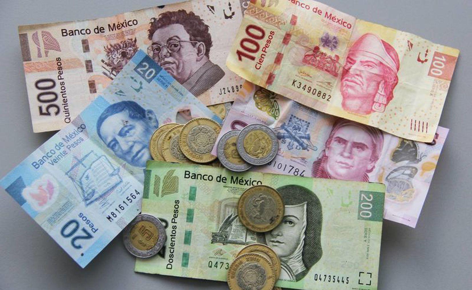 México | El peso mexicano es la tercera moneda más golpeada por ...