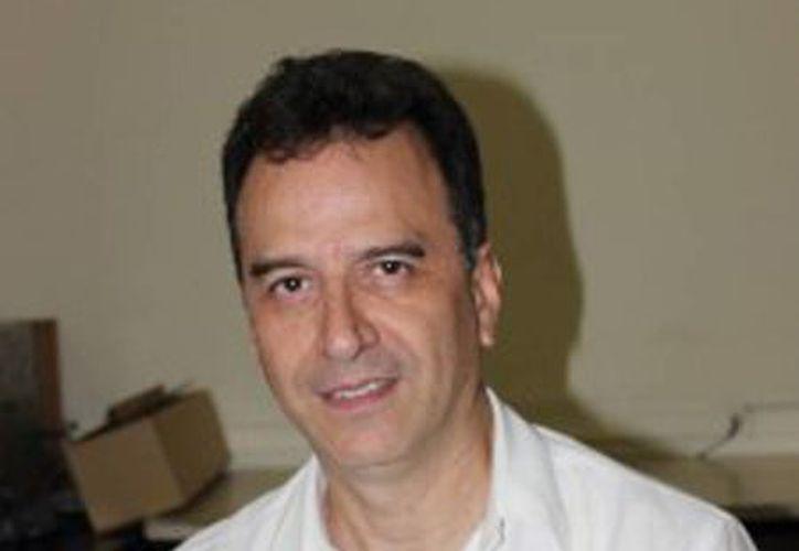 Luis Luna Guarneros, fue uno de los primeros directores de la Orquesta Sinfónica de Yucatán. (Milenio Novedades)