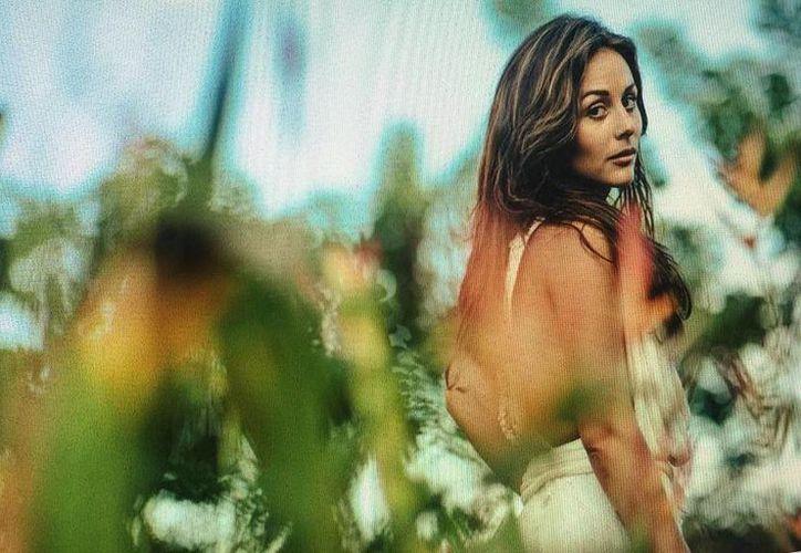 La actriz Zuria Vega ha compartido en redes sociales el proceso de su embarazo y sus primeros días como mamá. (Facebook/ Zuria Vega)