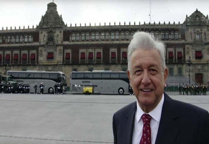 A partir del segundo semestre de 2019, AMLO dejará su casa de la delegación Tlalpan y vivirá en Palacio Nacional. (Sociedad 3.0)