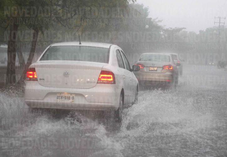 El Fonden se activa por daños causados por fenómenos como lluvias severas, huracanes, tormentas, entre otros. (Israel Leal/SIPSE)