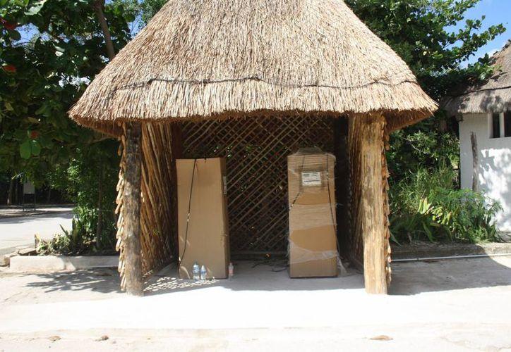 Ahora los boletos para ingresar a la zona arqueológica de Tulum se podrán adquirir en 'cajeros automáticos'. (Sara Cauich/SIPSE)