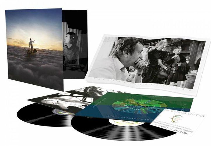 De la versión en vinilo del disco 'The Endless River' de Pink Floyd se vendieron seis mil ejemplares a comienzos de noviembre. (Pink Floyd)