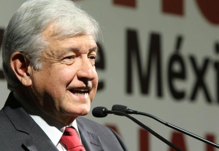 La llegada del candidato a la Presidencia MX 2018 por la coalición 'Juntos Haremos Historia', llegará el 4 de mayo. (Foto: El Financiero).
