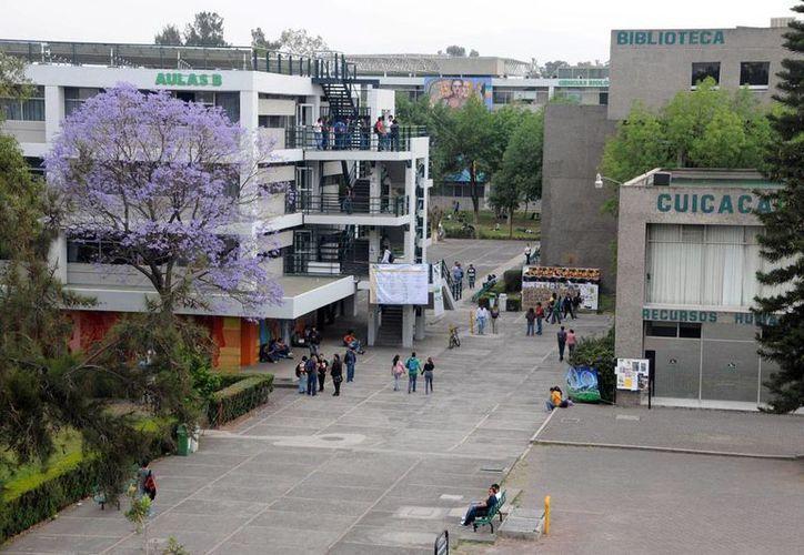 Las instalaciones de la UAM Iztapalapa están tomadas desde hace varios días. (comunicacionsocial.uam.mx)