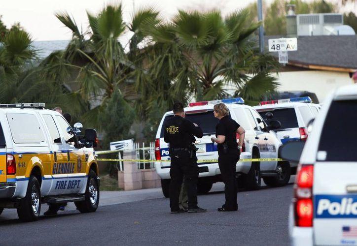 En el barrio de Maryvale, habitado mayormente por hispanos, es donde un asesino serial ha cometido al menos siete crímenes. La imagen se utiliza con fines estrictamente referenciales. (vnews.com)