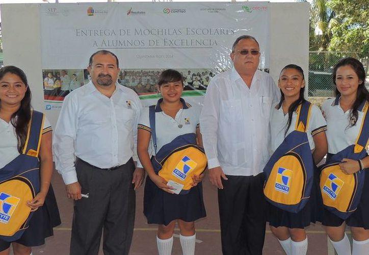 Eduardo José Patrón Azueta, director general del CECYTE Quintana Roo. (Redacción/SIPSE)