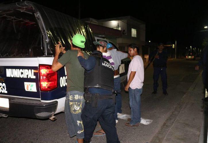 La insuficiencia de elementos policíacos municipales complica el combate contra el robo de cobre en la capital estatal. (Harold Alcocer/SIPSE)