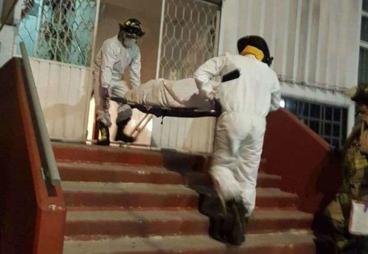Los cuerpos fueron hallados en avanzado estado de putrefacción. (Sinembargo.mx)