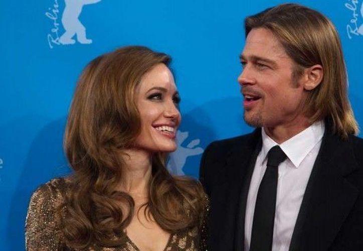 Angelina y Brad se habrían casado en una finca caribeña con sus familiares más cercanos. (Agencias)