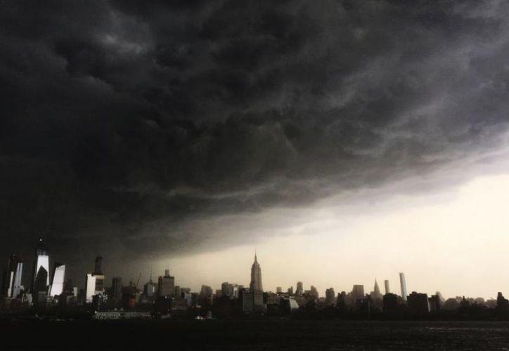 Vientos de fuerza huracanada de 65 a 78 mph fueron reportados en Hudson Valley. (El Comercio)