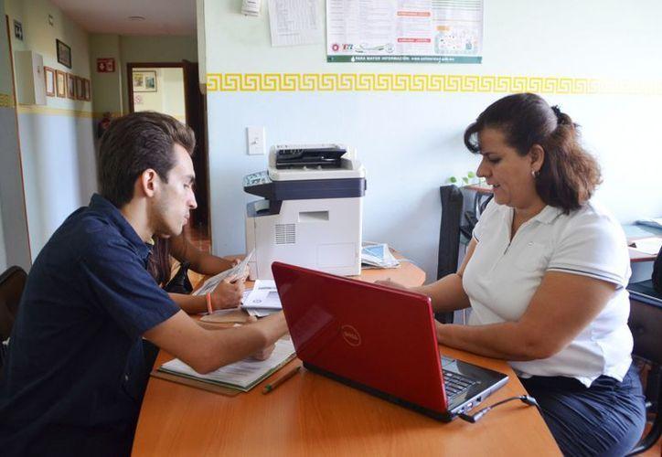 En 2012 se recibieron 13 mil vacantes que fueron ofertadas de manera directa. (Yenny Gaona/SIPSE)