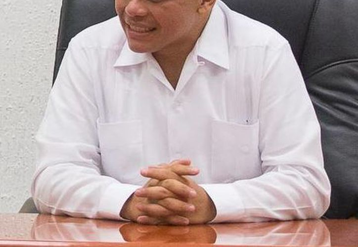 """Zapata Bello dijo que """"es de destacarse que estamos dándole desde el Ejecutivo del estado, una vigencia al Consejo Consultivo de Transporte"""". (Milenio Novedades)"""