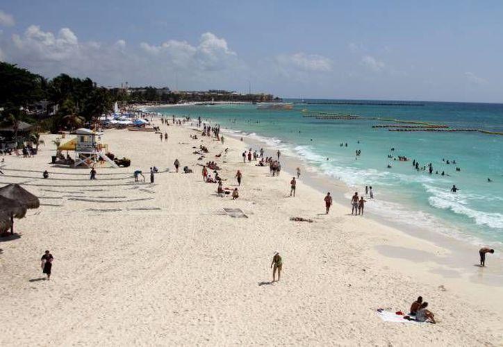 Los turistas se adaptan a los lugares que visitan. (Archivo/SIPSE)