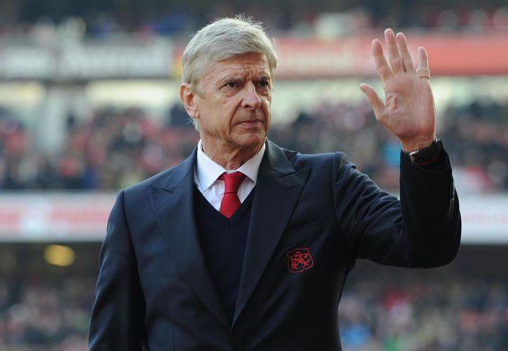 Luego de la Europa League, el entrenador se despedirá del club. Foto: Notitarde