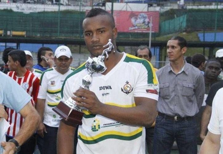 Reyes acababa de vincularse con el Unión Magdalena de Santa Marta, de la segunda división nacional de Colombia. (Agencias)