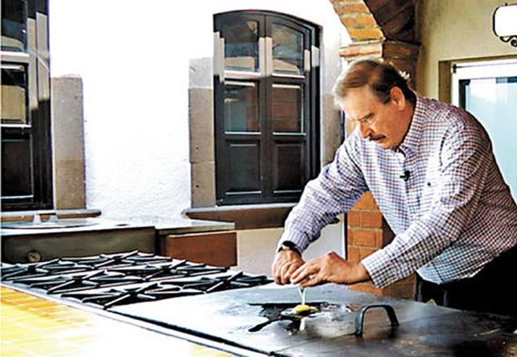Durante la entrevista, Vicente Fox asegura de Andrés Manuel López Obrador 'es una amenaza populista, un mentiroso y un líder mesiánico'. (Milenio)