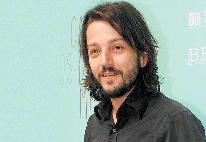 Diego Luna también promueve la cinta El libro de la vida donde dio voz a Manolo y canta el tema Creep. (Milenio)