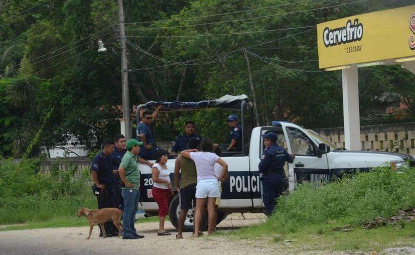 La cifra de delitos en México aumentó 16.9 por ciento en 2012 respecto a 2011 y uno de cada tres hogares resultó afectado. (Foto de contexto, archivo SIPSE)