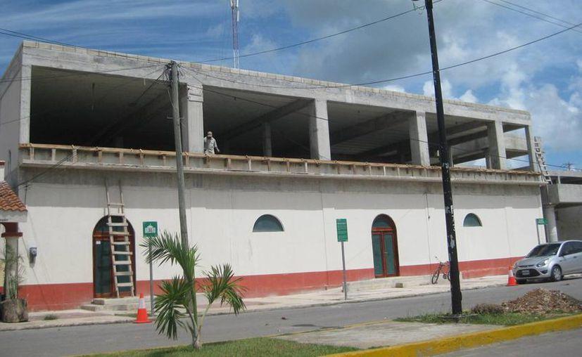 Mencionó que una de las prioridades será la imagen urbana, mediante el mejoramiento de las calles y alumbrado. (Javier Ortíz/SIPSE)