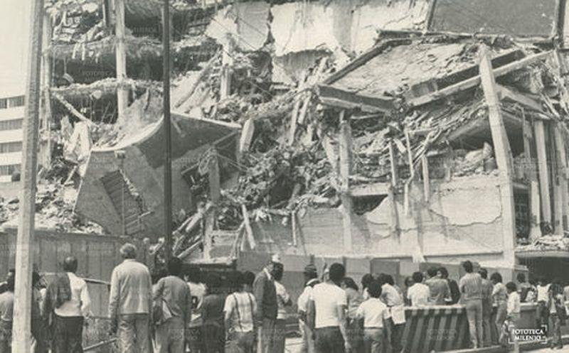 No hay información de víctimas peruanas — Terremoto en México