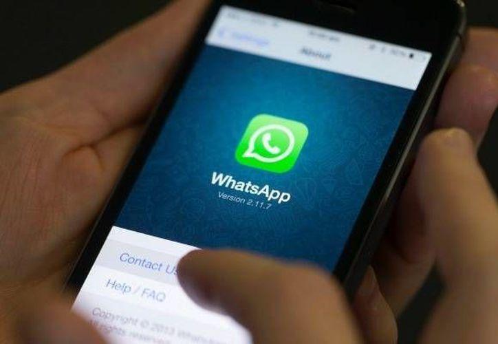 Si perdiste o te robaron el celular debes reportarlo ante WhatsApp para que no se haga mal uso de tu cuenta. (metro.co.uk)